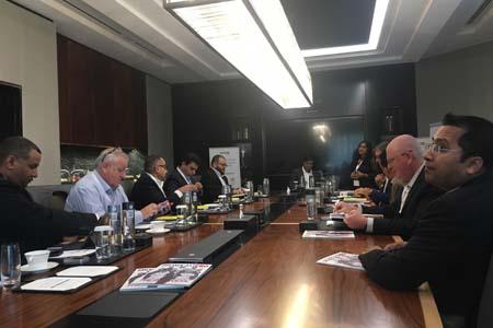 MENA stakeholders discuss cloud at Amagi roundtable
