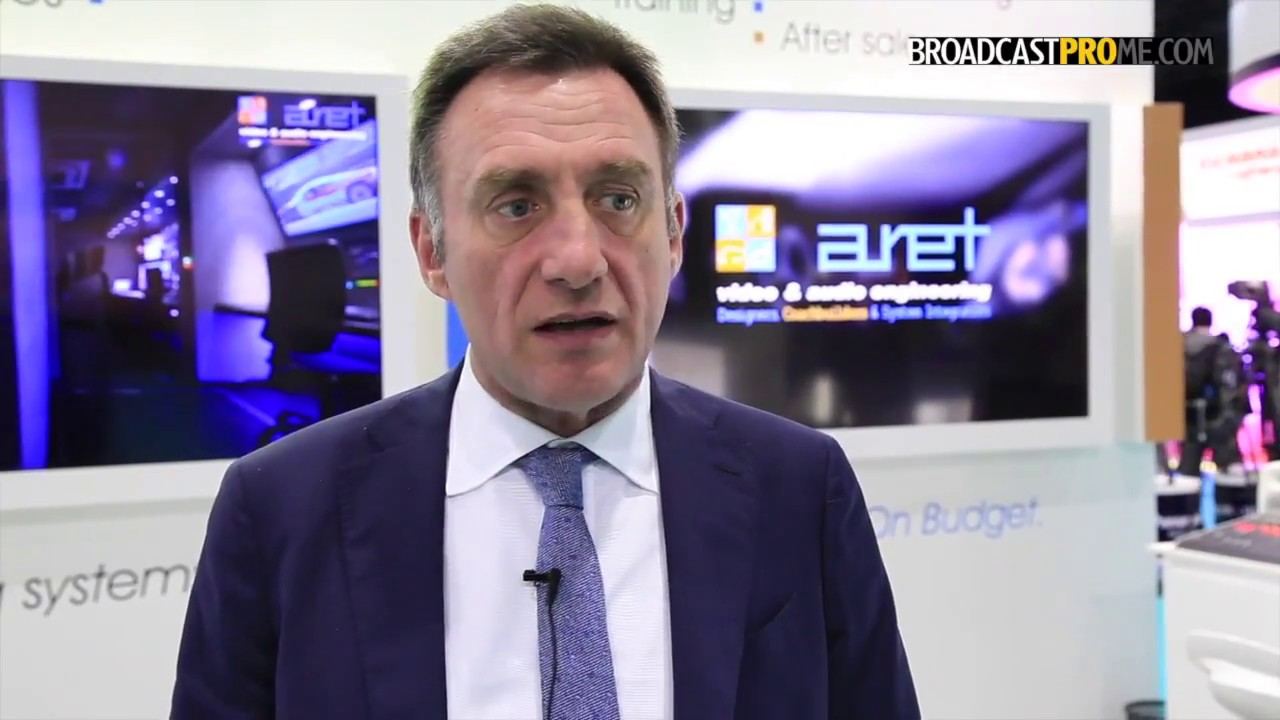 ARET's boss speaks about OB trends in MENA