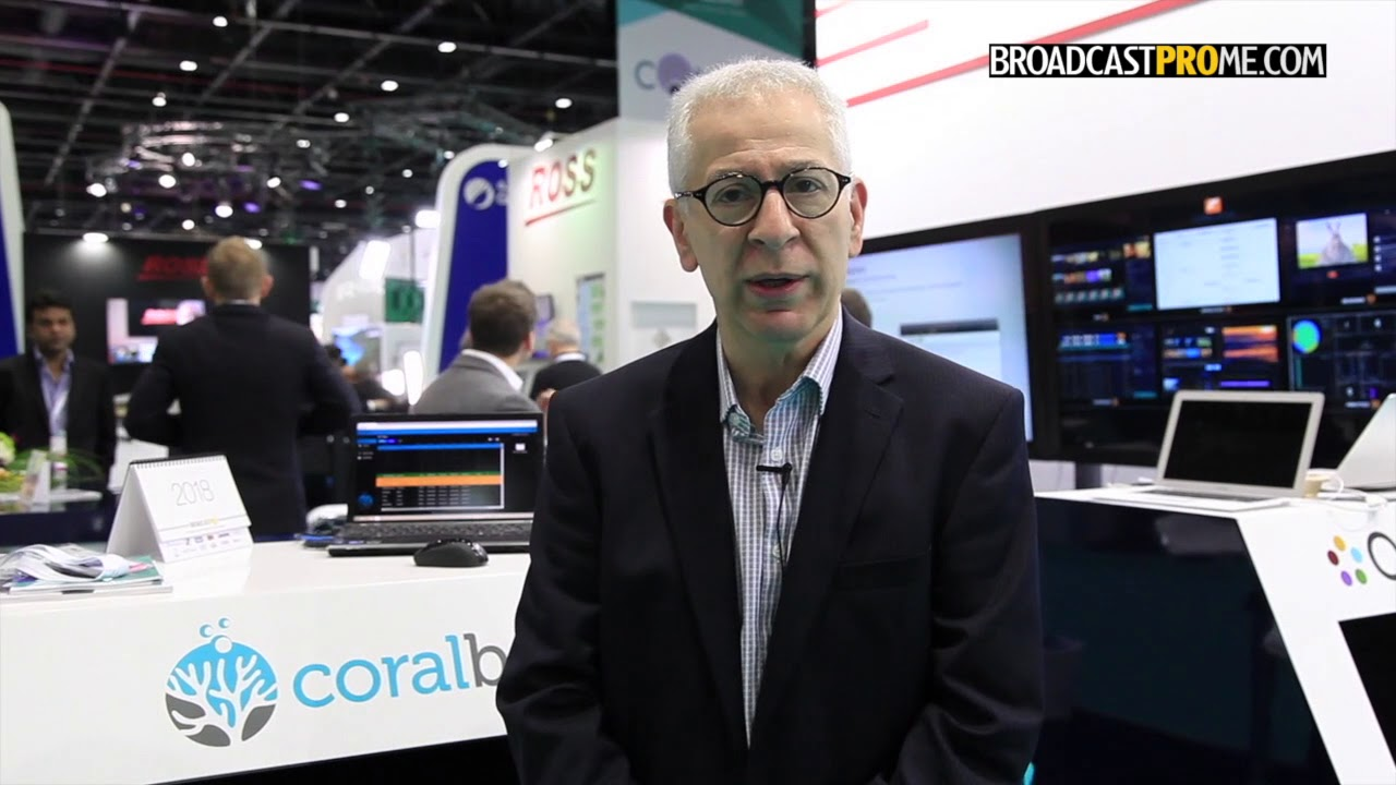 Playout in the cloud with Coral Bay