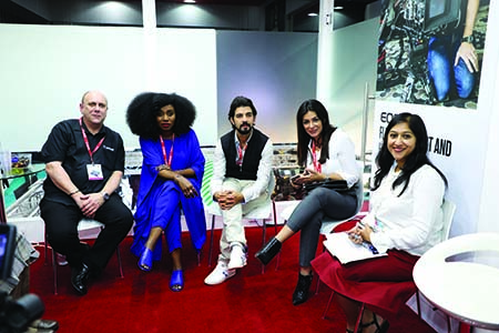 African influencers' panel calls for cinema collaboration within continent