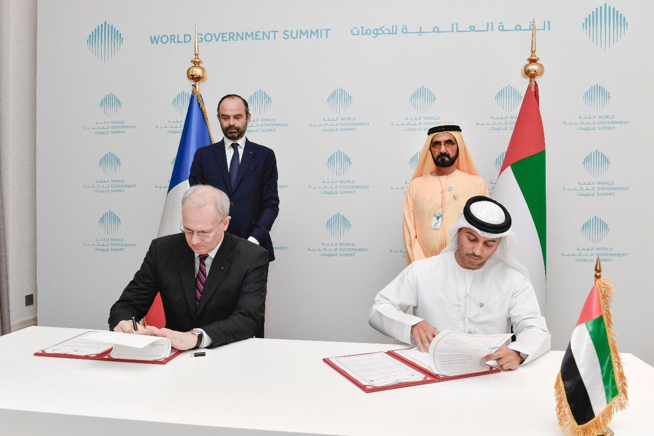 UAESA signs MoU with CNES