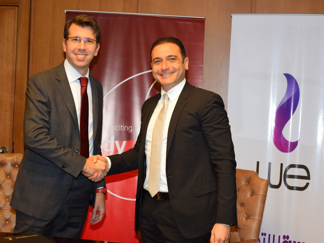 Telecom Egypt and Vodafone sign infrastructure agreement