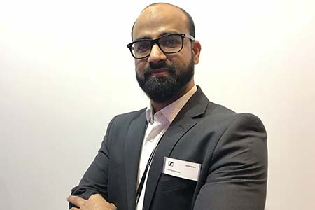 Sennheiser appoints new area sales manager for UAE and Qatar