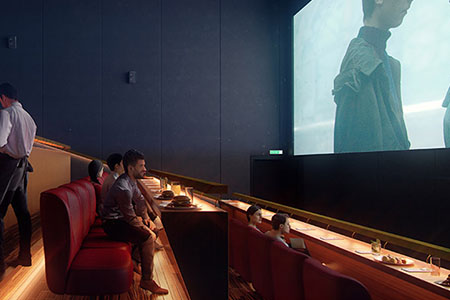 Reel Cinemas launches ME's first 'Dine-In Cinema' in Dubai