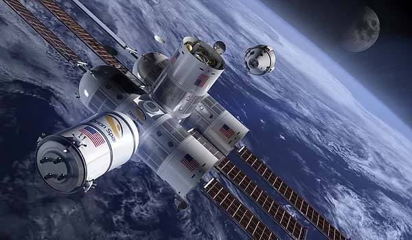 First luxury space hotel to launch in late 2021