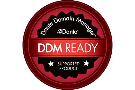 400 Audinate products are Dante-Domain-Manager ready