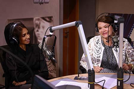 Facebook data scandal whistleblower makes appearance on Sharjah's Pulse 95 Radio