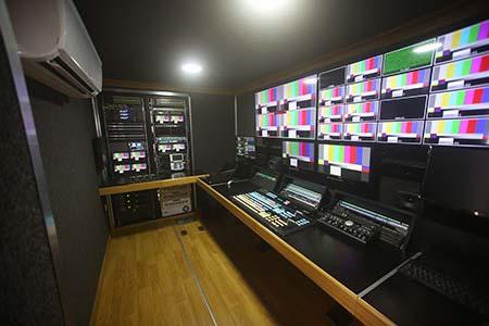 Jordan's Roya TV builds OB van in-house