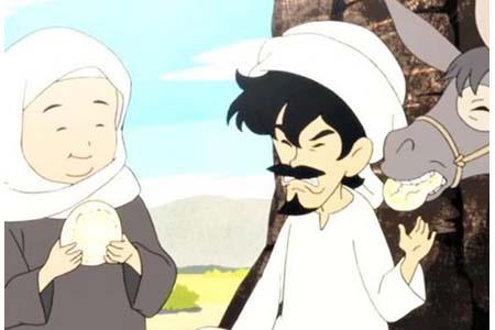 """Tokyo TV to air Saudi anime """"The Woodcutter's Treasure"""""""