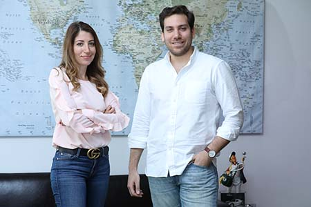 YallaFeed's first live MENA Twitter show #HawanahZein debuts today