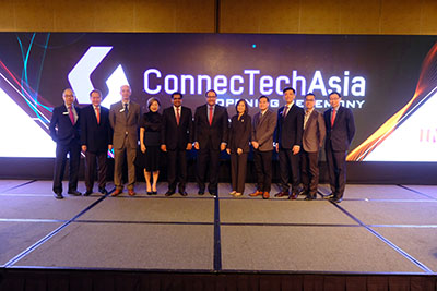 New mega technology event ConnecTechAsia 2018 begins today