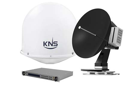 KNS brings military solutions to CommunicAsia