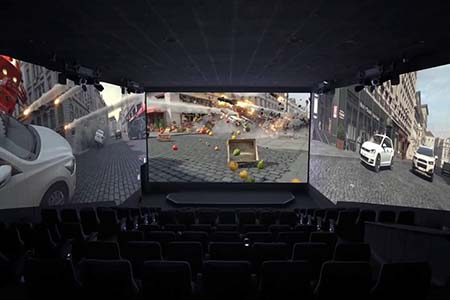 UAE's first ScreenX to open at Reel Cinemas in Dubai Mall
