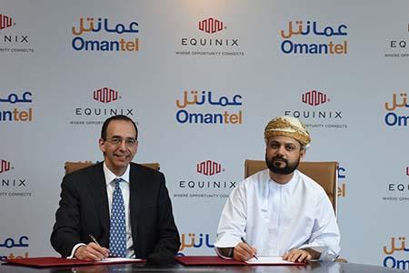 Equinix and Omantel partner to build new Equinix data centre in Oman