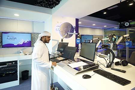 Dubai-based Arabian Radio Network unveils multi-media hub