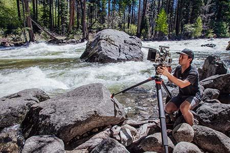 Sachtler showcases flowtech camera tripod at IBC 2018