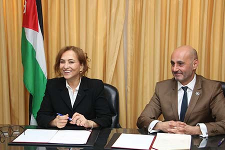 MOU between Jordan's Royal Film Commission and Ministry of Culture extends 'Film Caravan' project