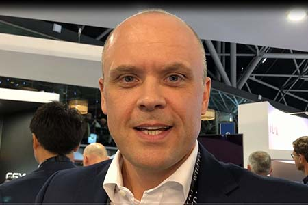 Chris Darnley on new releases from Fujifilm at IBC2018
