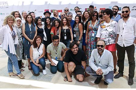 Egypt's El Gouna Film Festival selects projects from six Arab countries for awards worth $60,000