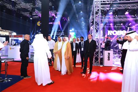 Prolight + Sound Middle East 2018 opens in Dubai
