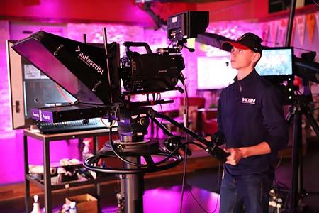 Hitachi Z-HD5500 cameras deployed in US-based studio