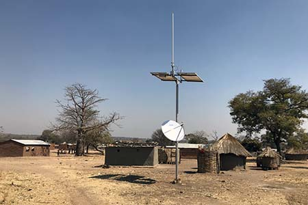 Intelsat invests in African Mobile Networks to connect ultra-rural sub-Saharan Africa