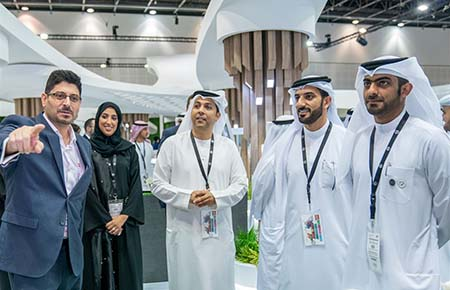 Sharjah unveils smart government media platform at GITEX