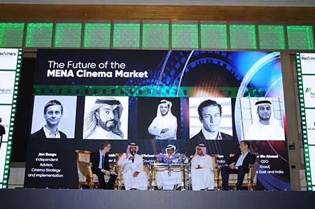 Inaugural MENA Cinema Forum opens as global cinema market hits $40 billion in 2018