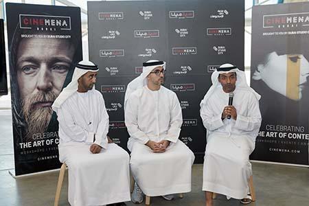Dubai Studio City launches content creation platform CineMENA