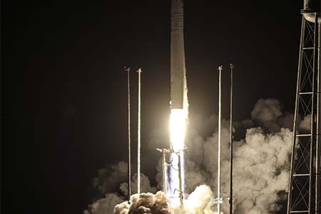 UAE's first CubeSat successfully launched into space