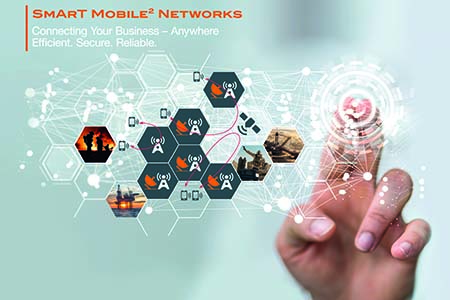 ND Satcom launches SMART MOBILE² NETWORKS at AfricaCom 2018