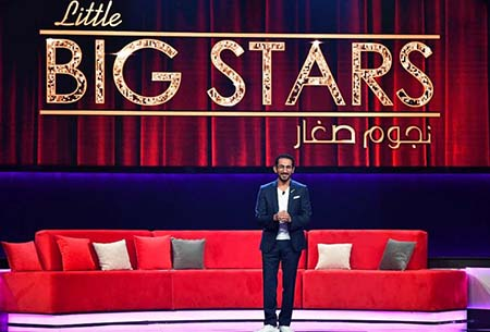 """Egyptian actor Ahmed Helmy to host """"Little Big Stars"""" on MBC Masr"""