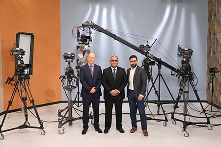 UBMS equips Dubai's Citruss TV with Blackmagic Design solutions