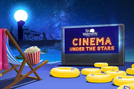 Abu Dhabi's Yas Waterworld to launch open-air cinema