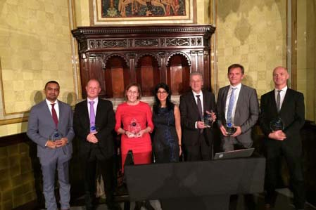 Eutelsat wins SSPI Better Satellite World award