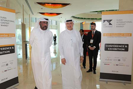 Dubai International Content Market welcomes 500 buyers, sellers and producers