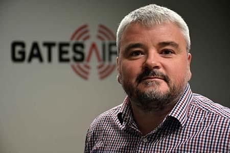 GatesAir appoints new EMEA business development director
