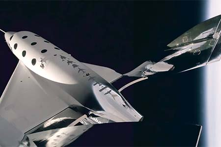 Virgin Galactic closer to space tourism with successful test flight of space plane