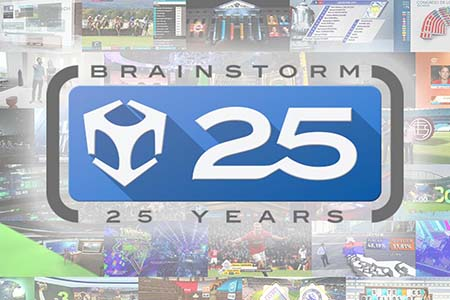 Brainstorm completes 25 years, registers record sales