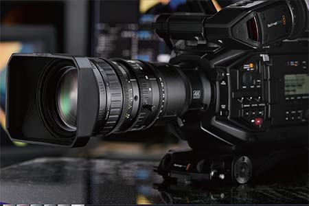 MediaCast to launch Fujinon 4K lens designed for Blackmagic URSA Broadcast at UAE event