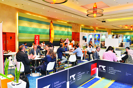 Dubai International Content Market hosts 700 visitors over two-day event