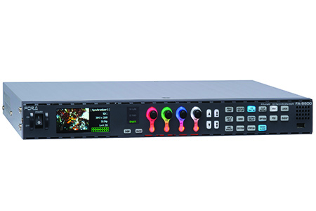 FOR-A signals change with new processors at CABSAT