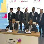 Saudi Telecom Company signs 5G MoU with Huawei