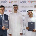 Abu Dhabi Media unveils world's first Arabic-speaking AI news anchor