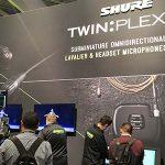 Shure announces Twinplex at NAB
