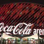 Dubai's Coca-Cola Arena prepares to host inaugural live event