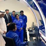 Amity University in Dubai opens satellite ground station on campus