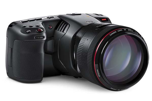 Blackmagic Design Announces Pocket Cinema Camera 6k Broadcastpro Me