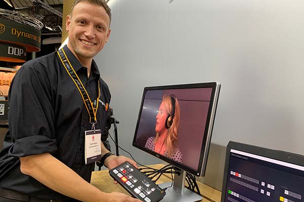 Blackmagic Design Announces New Atem Mini At Ibc2019 Broadcastpro Me