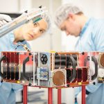 SSTL satellite heads to Tokyo as part of Astroscale mission to tackle space debris